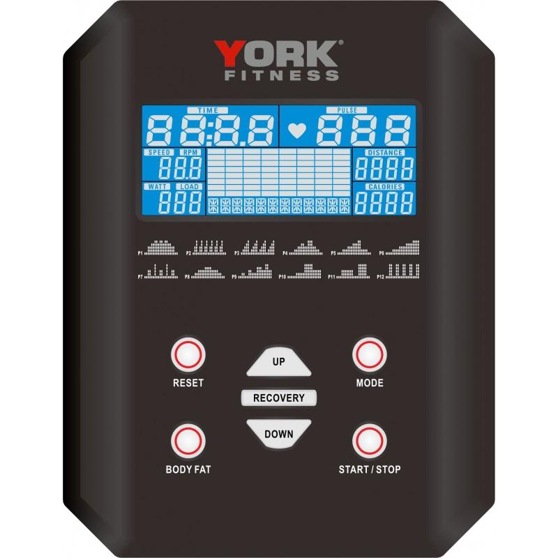 Treadmill Lubricant Australia: YORK FITNESS C415 EXERCISE BIKE
