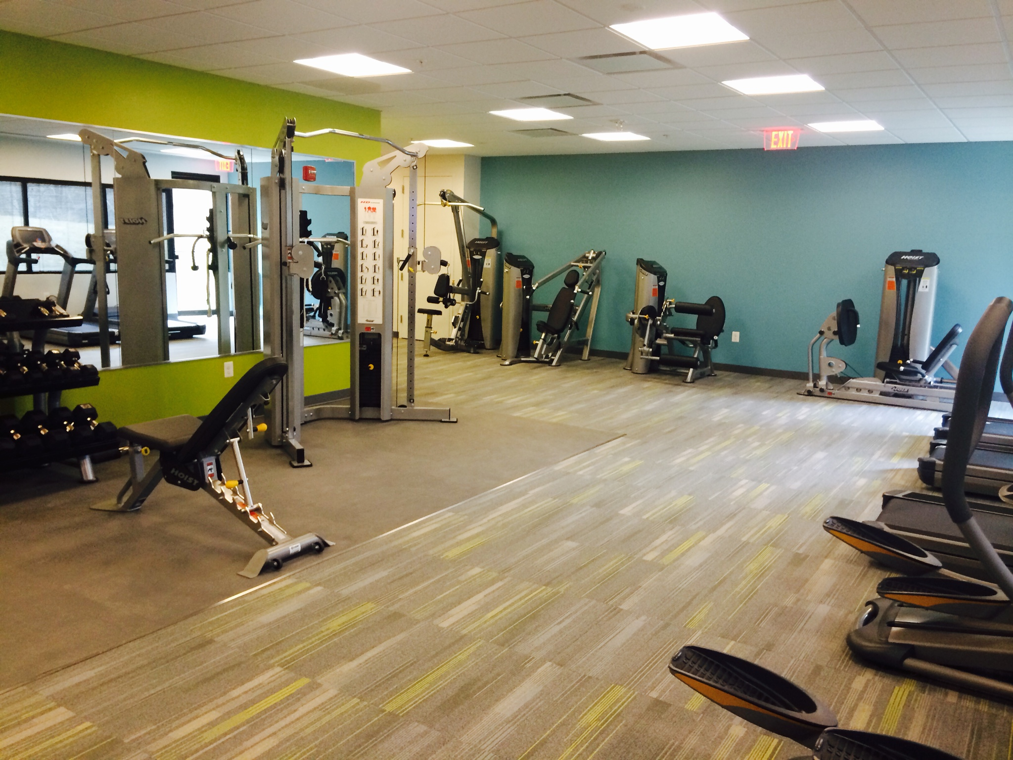 Commercial Fitness Equipment Lease Plans Available
