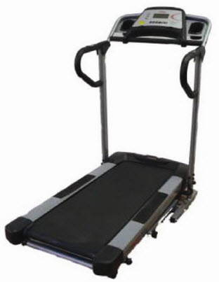 Electric treadmill speed to 10kph..... FREE DELIVERY