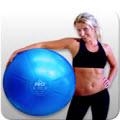 AOK Mediball Pro 75cm
