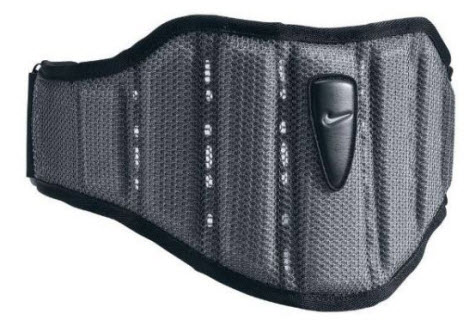 NIKE STRUCTURED TRAINING BELT (large)...Train Hard