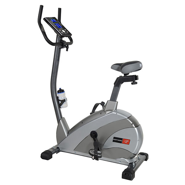 BODYWORX AC550AT PROGRAMMED UPRIGHT EXERCISE BIKE