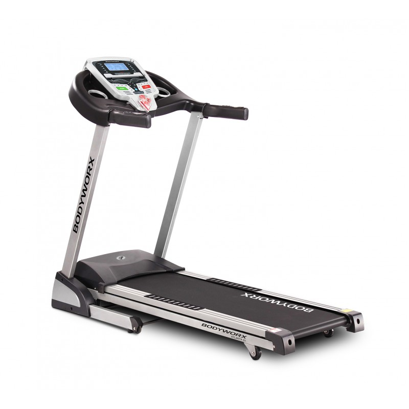 BODYWORX ATLANTA S1 TREADMILL...16kph and power elevation!