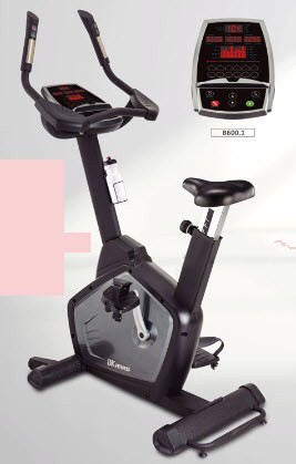 Bodyworx B600 Commercial Upright Bike 3 months hire $399