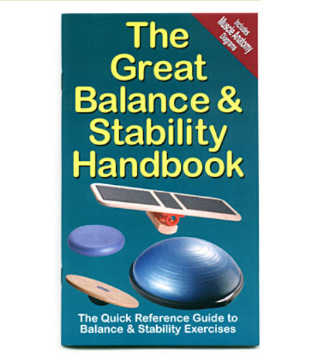 THE GREAT BALANCE AND STABILITY HAND BOOK