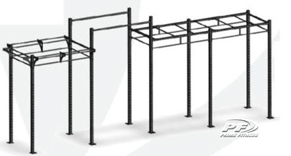 Bodyworx CrossFit Modular rack 3