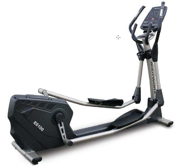 BODYWORX E6100 COMMERCIAL ELLIPTICAL CROSS TRAINER 3 MONTHS HIRE $799