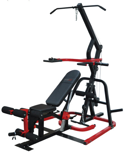 BODYWORX L500LG MULTI-LEVER GYM...FREE SHIPPING
