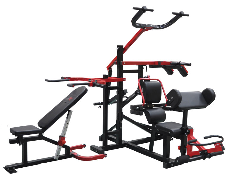 BODYWORX L530MG 3 STATION MULTI-LEVER GYM...FREE SHIPPING