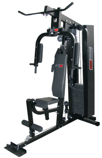 NEW BODYWORX L8000 Multi Gym with 215lb weight stack