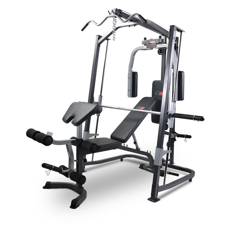 smith machine dkn