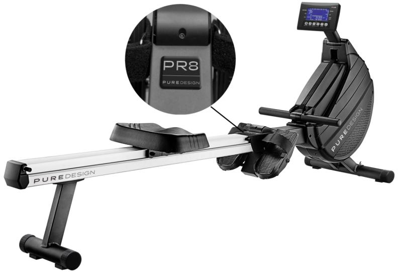 Pure Design PR8 Presecia Air/Mag Rower