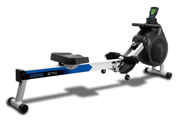 NEW INFINITI R70 MAGNETIC RESISTANT ROWING MACHINE