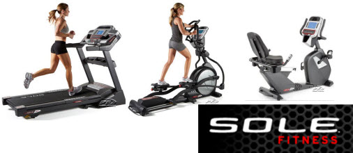 SOLE FITNESS PACKAGE...Perfect for the whole family!!!