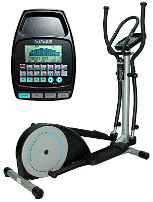 Elliptical Cross trainer with programs....FREE DELIVERY