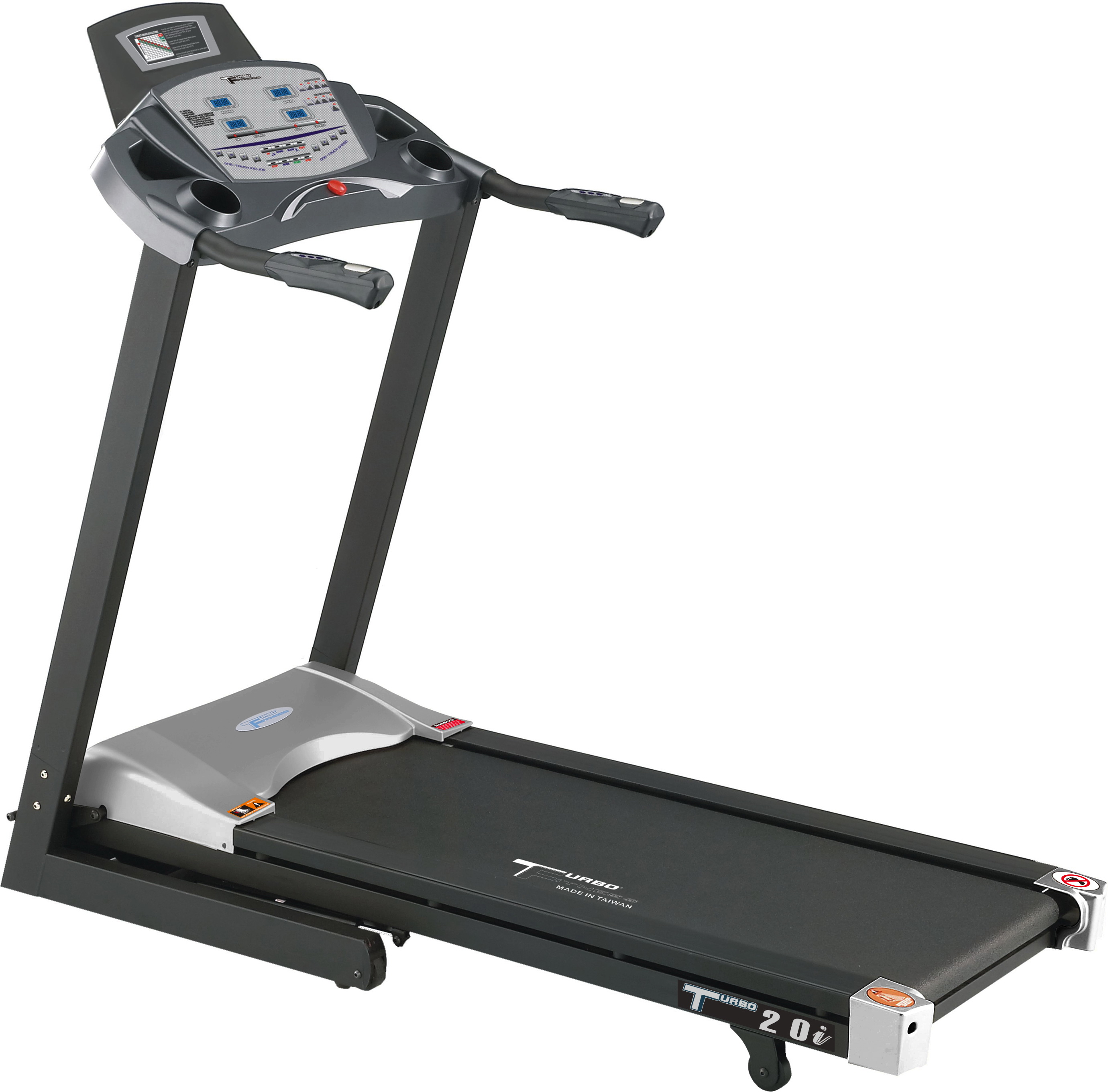 TURBO FITNESS T2.0i TREADMILL 3 MONTHS HIRE/BUY $349