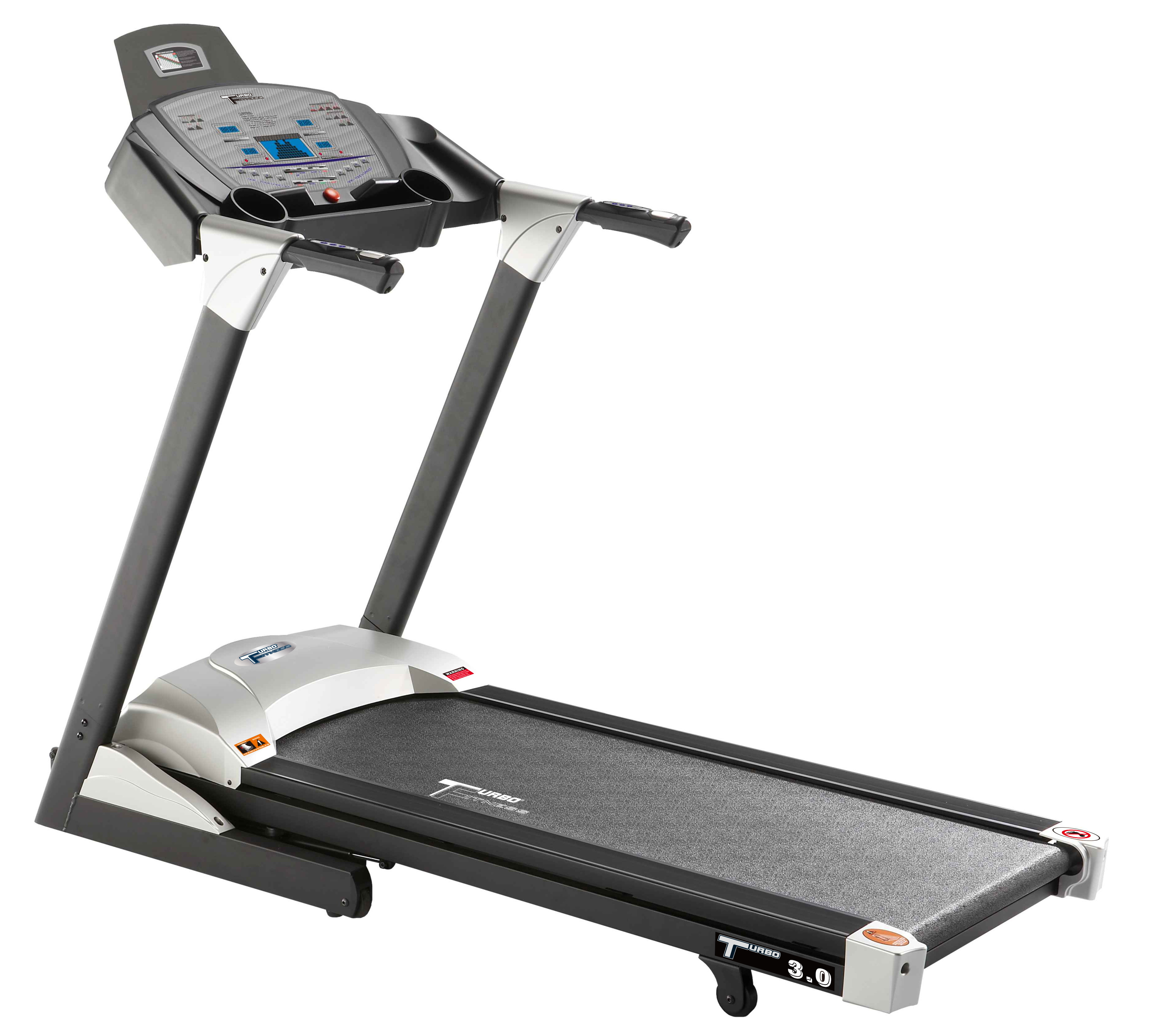 Turbo Fitness T3.0i treadmill with power elevation