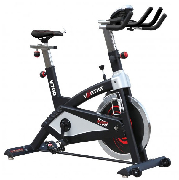 NEW VORTEX V700 LIGHT COMMERCIAL SPIN BIKE